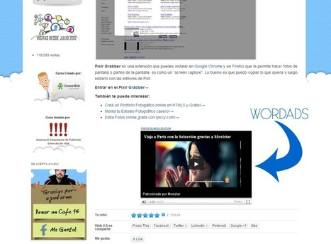 WordAds, monetiza tu Blog en WordPress.com | Recursos Web Gratis | Scoop.it