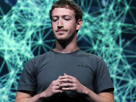 """So What The Heck Is The 'Social Graph' Facebook Keeps Talking About?   The """"New Facebook""""   Scoop.it"""