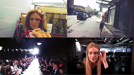 A Behind-the-Scenes Look at a Fashion Show Captured by Google Glass | Photography and society | Scoop.it