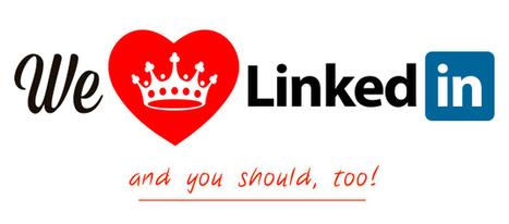 Simple ways to maximize your LinkedIn presence - Digital Royalty | Royal Social Media | Scoop.it