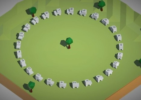 A Super Fun Traffic Game Shows How Driverless Cars Will Reduce Congestion   Social Environments   Scoop.it