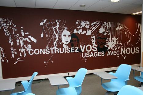 Un Centre de culture numérique pour croiser les usages et rapprocher les usagers | Geeks | Scoop.it
