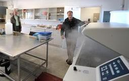 Paint technology company moves from incubator to south of Bondville - Champaign/Urbana News-Gazette | CLOVER ENTERPRISES ''THE ENTERTAINMENT OF CHOICE'' | Scoop.it