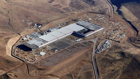 Tesla will power its Gigafactory with a 70-megawatt solar farm | STEM Connections | Scoop.it