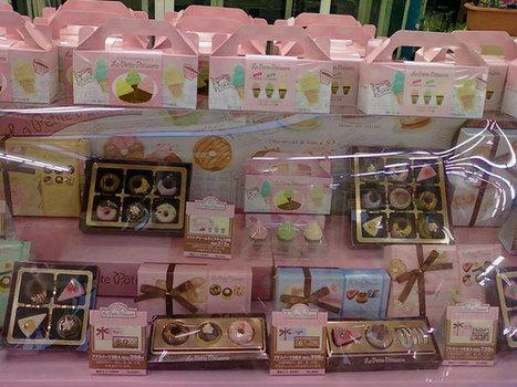 The Japanese Chocolate Bureaucracy | What makes Japan unique | Scoop.it