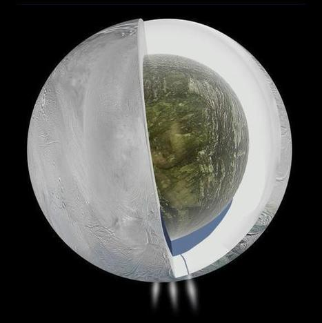 Geochemical process on Saturn's moon linked to life's origin   Science&Nature   Scoop.it