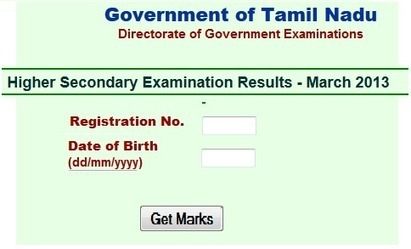tnresults.nic.in 2015 Check Tamil Nadu Board 12th Result 2015 Announced - All Exam News|Results|Exam Results|Recruitment 2015 | All Exam News | Scoop.it