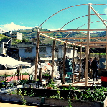 Urban Farming to Combat Rising Food Prices in Ecuador | 58: Post | Vertical Farm - Food Factory | Scoop.it