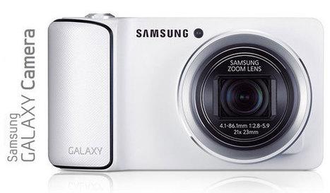 Samsung Galaxy Camera ซุมซุงเปิดตัวที่สุดของกล้องอัจฉริยะ ขุมพลัง Android 4.1.1 + Review | iTAllNews | Scoop.it