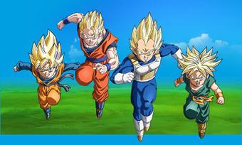 Dragon Ball Z Inspires Super Saiyan Fries, Dragon Pizza Balls   Anime News   Scoop.it