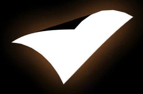¡Increíble! Nueva tinta permite imprimir... ¡luz! | Buendiario | Hermético diario | Scoop.it