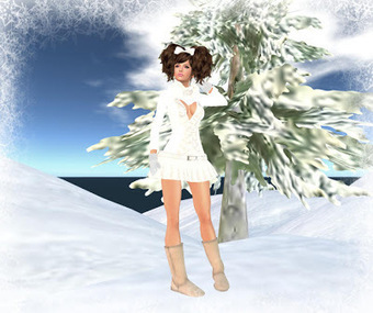Spare Change: Baby, It's Cold Outside...& I Need a Coat!! | Free Stuff in Second Life | Scoop.it
