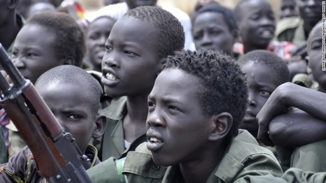 The truth about child soldiers - CNN.com | this curious life | Scoop.it