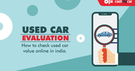 Check My Car Value >> Used Car Evaluation In Used Car Dealer Scoop It