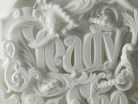 Sculptural piece from 3D printer | Maker Stuff | Scoop.it