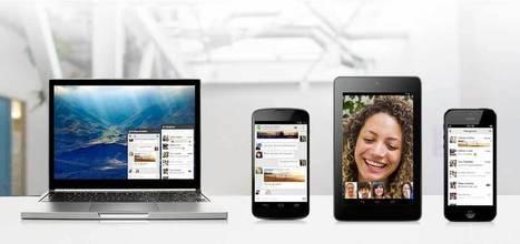 Google+ Hangouts | Calling All Lecturers | Scoop.it