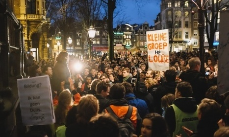 Dutch student protests ignite movement against management of universities   Higher Education and academic research   Scoop.it