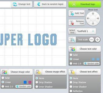 Comment créer un logo pour un site avec Logotype Creator | Time to Learn | Scoop.it
