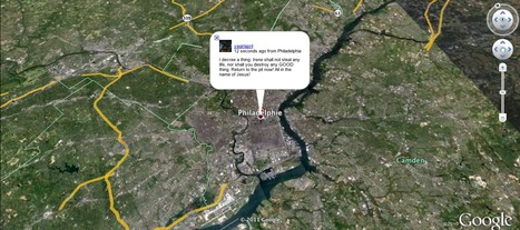 Hurricane Irene Tweets   Mapping NYC hurricane   Scoop.it