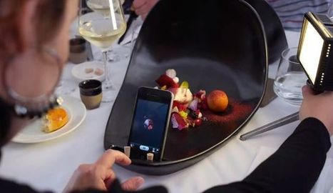 This Tel Aviv restaurant's plates are every food pornographer's dream - Food & Wine | iOS in Education | Scoop.it