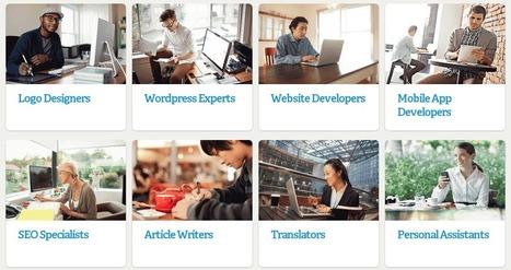 Top Ten Websites to Become A Freelancer | Web Top Ten | Scoop.it