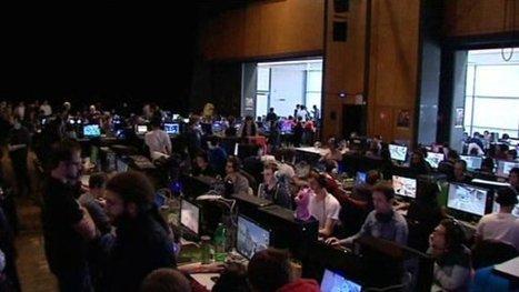 Saint-Benoit accueille la Galloween, un tournoi de jeux vidéo en ligne - Francetv info | Le jeu vidéo en bibliothèques publiques | Scoop.it
