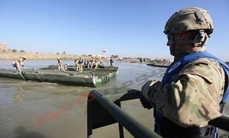 Iraqi Army has the Technology to create a bridge in 35 minutes   Technology in Business Today   Scoop.it