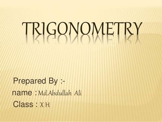 trigonometry science teacher scoop it
