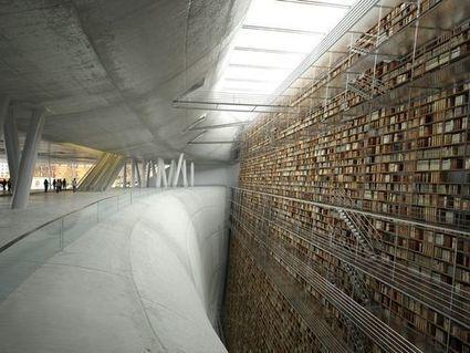 Wall of Knowledge | Zeutch | BiblioLivre | Scoop.it