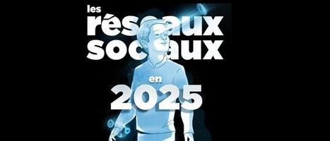 Réseaux sociaux 2025 : 4 scénarios possibles | Entrepreneuriat et startup : comment créer sa boîte ? | Scoop.it