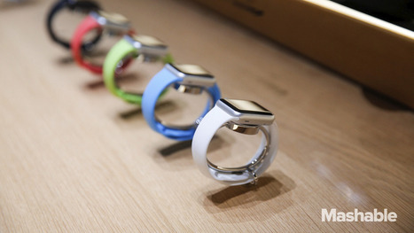 First Apple Watch-ready apps start appearing in the App Store | Look Great Naked... | Scoop.it
