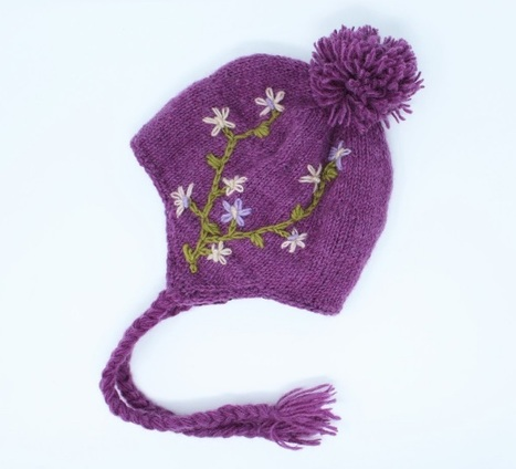 0a661a879f7 Shop hand knitted earflap hat online