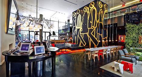 Comment les hôtels se réinventent face à Airbnb et Booking - par /le hub de La Poste | New technologies & social networks | Scoop.it