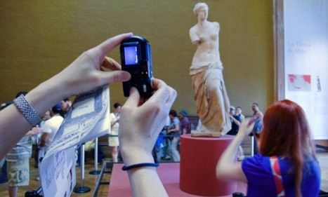 Want to remember an event? DON'T take photos of it   Photography and society   Scoop.it