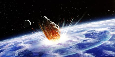 Dino-Killing Asteroid Was NOTHING Compared To This Whopper | It Comes Undone-Think About It | Scoop.it