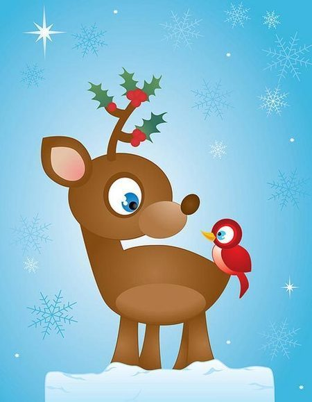 40 Free Christmas Vector Graphics will Help us in Print Media Campaigns | Dzinepress | Digital-By-Design | Scoop.it