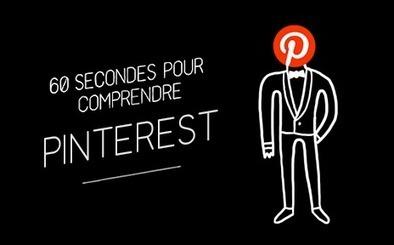 60 sec pour comprendre Pinterest Le nouveau réseau social à la mode | Digital Learning Invador | Scoop.it