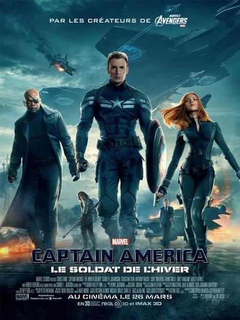 [Captain America] [Review] Captain America - The Winter Soldier - MDCU Comics | Comics France | Scoop.it