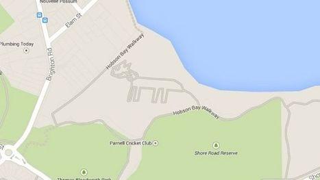 Un chat géant est apparu sur Google Maps   CaniCatNews-actualité   Scoop.it