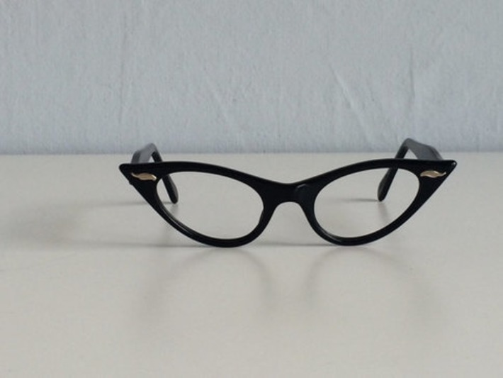 Vintage 1960s Cat Eye Eyeglasses | Antiques & Vintage Collectibles | Scoop.it