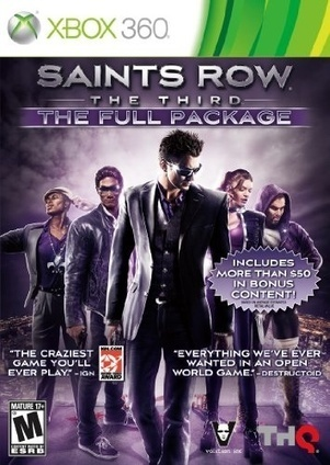 Saints Row: The Third- The Full Package – THQ | Games on the Net | Scoop.it