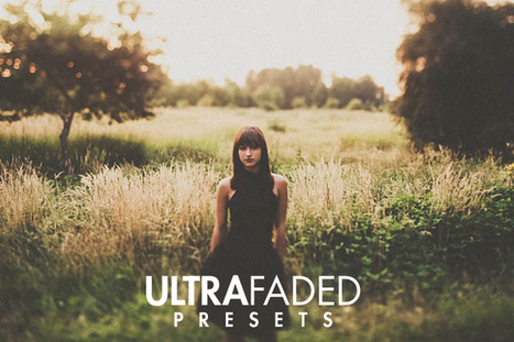 UltraFaded Presets - Faded - Washed Style Light