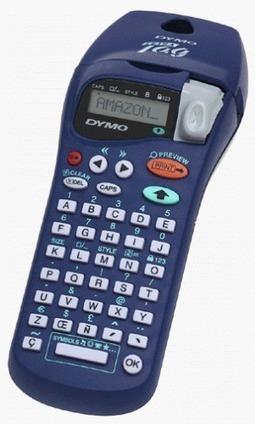 DYMO 91306 Blue Letratag Labelmaker