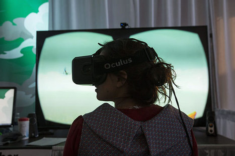 Virtual reality's growing up fast   3D Virtual-Real Worlds: Ed Tech   Scoop.it