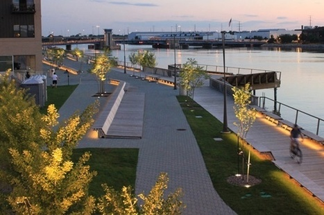 CityDeck: How to Increase Access to A River and Diversify Social Life Along It | green streets | Scoop.it