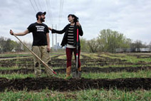 A farm for the neighborhood - Downtown Journal | Vertical Farm - Food Factory | Scoop.it