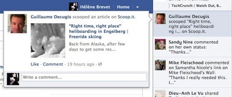 Scoop.it integrates with Facebook Timelines | TEFL & Ed Tech | Scoop.it