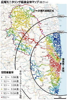 Over 101,000 Fukushima residents unable to return to homes anytime soon - Some locations estimated over 500 mSv per year | Mapping & participating: Fukushima radiation maps | Scoop.it