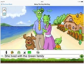 A Great App for Kids with Reading Difficulties ~ Educational Technology and Mobile Learning | Educated | Scoop.it