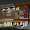 Architecture Design & Construction of a Hyper Mart in Bangalore, India